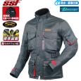 RR4005 SSFトレイルツーリングジャケット【★新色:ガンメタ、★新サイズ:BM、BL、BLL】