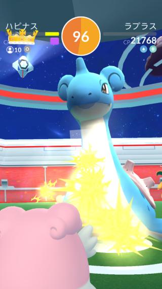 Pokémon GO レイドバトル