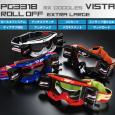 PROGRIP VISTA LINE ロールオフゴーグル PG3318