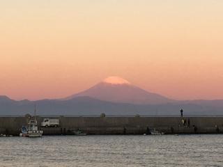 13 朝富士