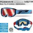PROGRIP VISTA LINE ミラーゴーグル PG3303VM