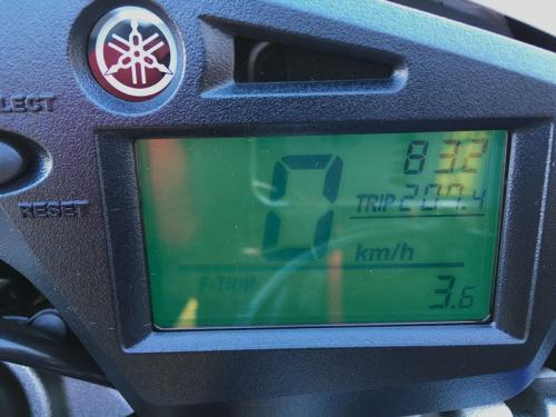 Serow meter