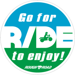 丸ロゴgo-for-ride