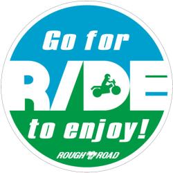 丸ロゴgo-for-ride