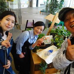 036-レイクサイドカフェ、浅見代表と♡
