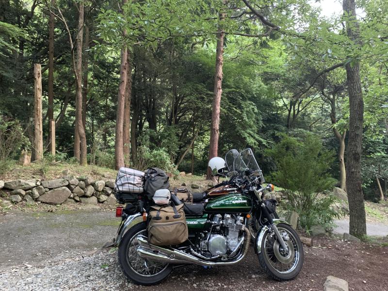 沼津のキャンプ場~