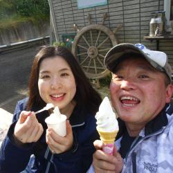035-ソフトクリーム、ウマし!