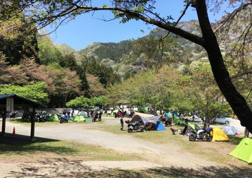 バイクジンキャンプサイト
