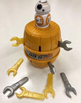 BB-8危機一髪