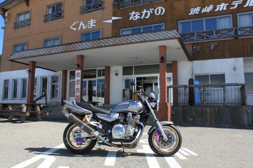 渋峠ホテル-県境-xjr