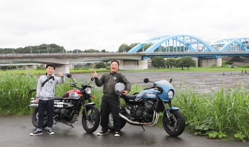 01 丸子橋集合