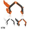 ACERBIS X-GRIP FRAME PROTECTOR AC-23599【新設定:KTM SX125('19-'20)他】