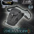 RR9555 SCHWARZ R F-ホルスター
