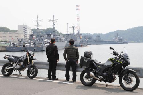 ちちじま&えのしま with バイク