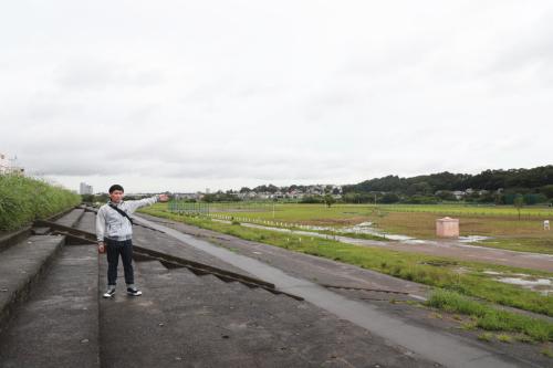 03 多摩川スピードウェイ跡地