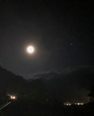 10 20時 奥只見の月夜