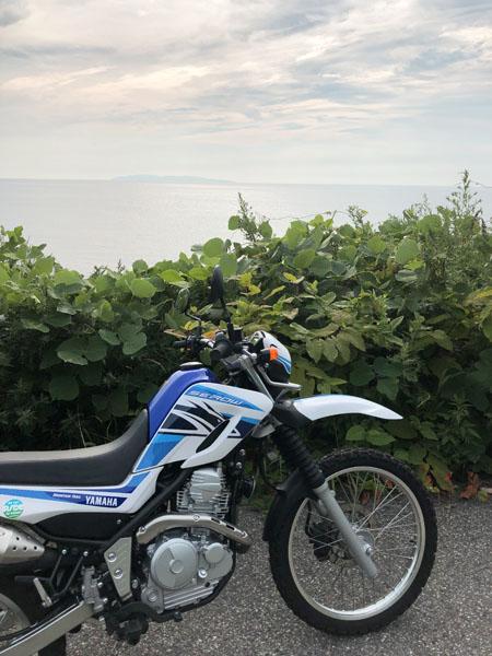 06 16時 やっと日本海、まだ新潟!