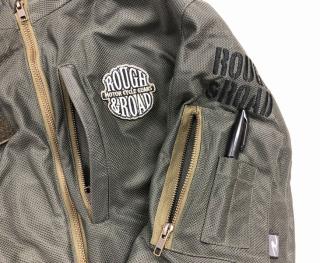 04 RR7334 左腕&胸ポケット
