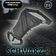 RR9554 SCHWARZ R ホルスター