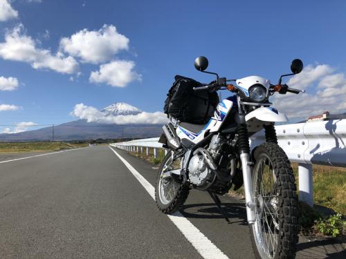 2富士山への道