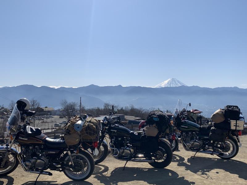 富士山いーねっ!
