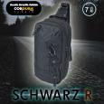 RR9556 SCHWARZ R ワンショルダー