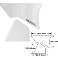 print ニーグリップパッド HDR YZ125R/250R '15-'20用 PI1018