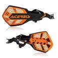 ACERBIS K-FUTURE HANDGUARDS AC-24297【★新色:BLACK×ORANGE、BLACK×WHITE】