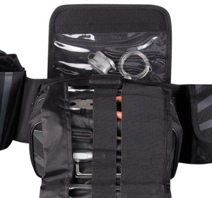 AC-16000 IMPACTウエストバッグ