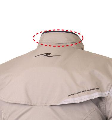RR4002 後衿防雨プロテクター