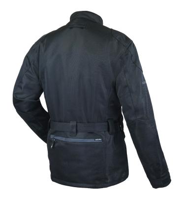 RR7327 トレックメッシュジャケット BLACK×SILVER