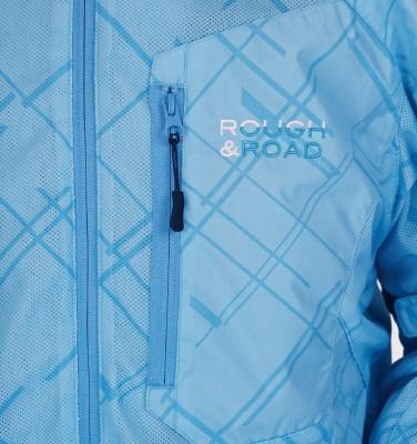 RR7339 エアスルーメッシュパーカー 機能説明