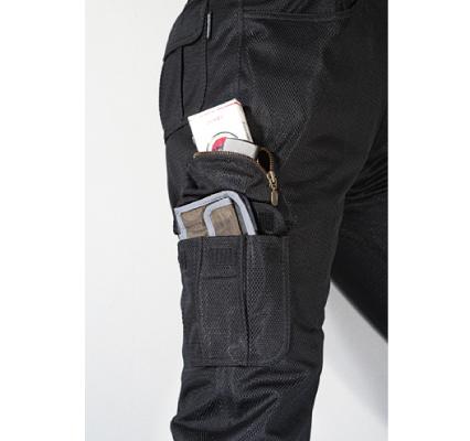 RR7510LF バイカーZIPメッシュパンツルーズフィット ポケット
