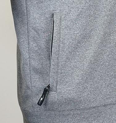RR7243 エアスルーライディングフーディFP ポケット