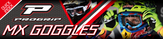 PROGRIP GOGGLES INDEX