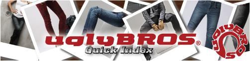 uglyBROS Quick Index