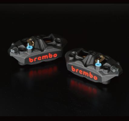 brembo ラジアルモノブロックキャリパー(左右セット)108mm