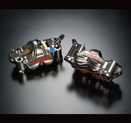brembo ラジアルCNCキャリパー GP4-RX(左右セット) 108mm